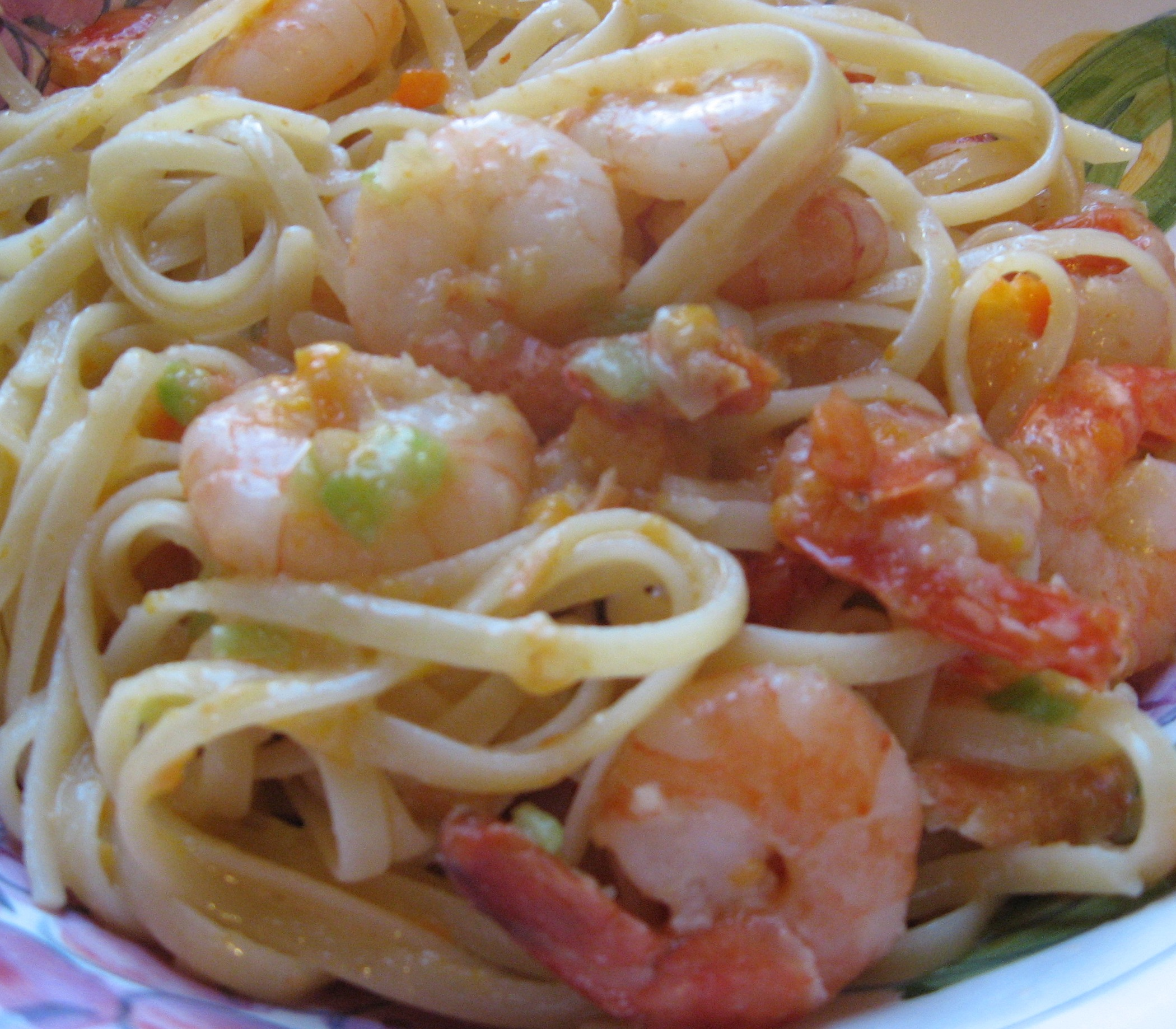 Linguine With Shrimp Recipes — Dishmaps